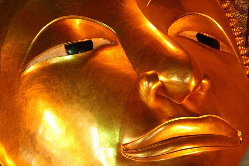 Boeddha standbeeld van Gert-Jan Siesling