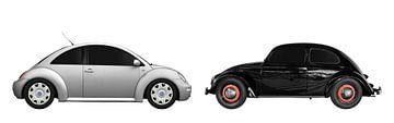 Nieuwe Kever - VW Kever van aRi F. Huber