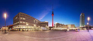 Berlin Alexanderplatz von Frank Herrmann