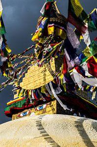 Boudhanath Nepal boeddha