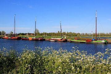 Nostalgische haven  van Roel de Vries