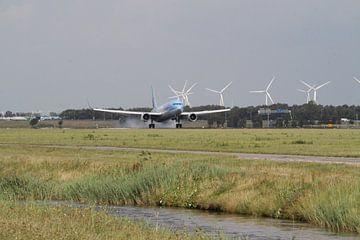 Sichere Landung Tui Fly. Boeing 767-304 von Mark Nieuwkoop