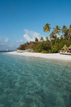 Tropischer Strand von Michiel Dros