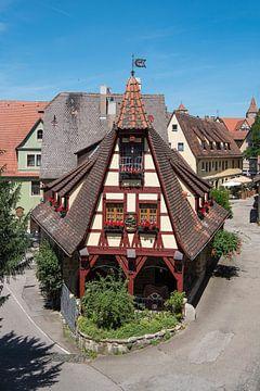 Rothenburg ob der Tauber van Elles Rijsdijk