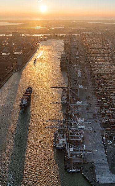 Port of Rotterdam sur Luc Buthker