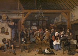 Jan Steen - Huwelijksfeest