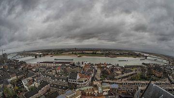 Waal bij Nijmegen van Lex Schulte