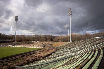 Parkstadion Gelsenkirchen, Schalke 04: Oude herinneringen van Martijn Mureau