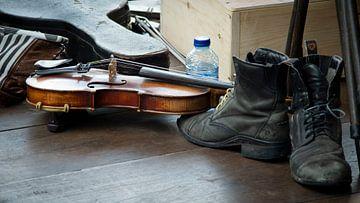Violine mit Charakter von Customvince | Vincent Arnoldussen
