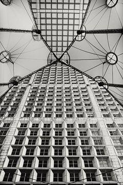 l'Arche de la Défense von Yvonne Smits