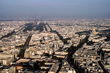 Montparnasse view van Mario de Lijser