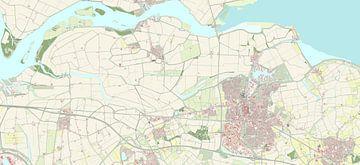 Kaart vanGoes