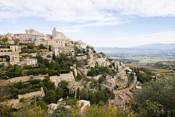 Gordes, Provence, Frankrijk von Rosanne Langenberg