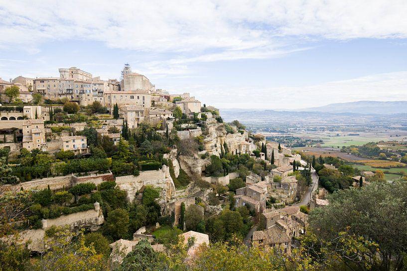 Gordes, Provence, Frankrijk van Rosanne Langenberg