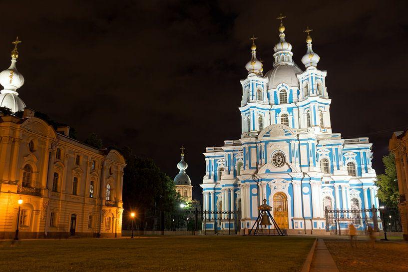 Kloster in St. Petersburg van Borg Enders