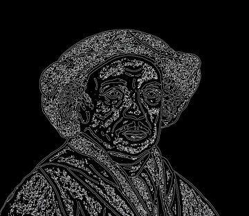 Rembrandt van Rijn sur Jose Lok