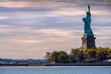 New York   Freiheitsstatue van Kurt Krause