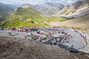 Tour de France - Col d'Izoard van