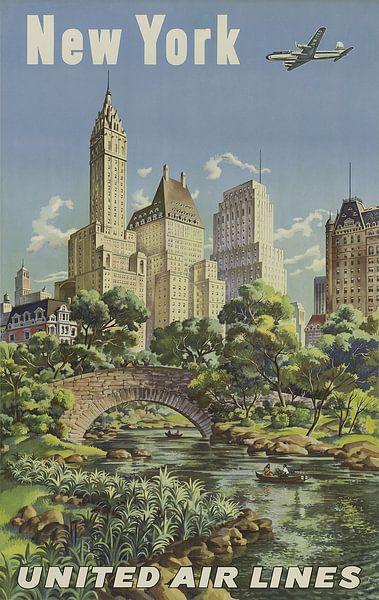 New York reisposter