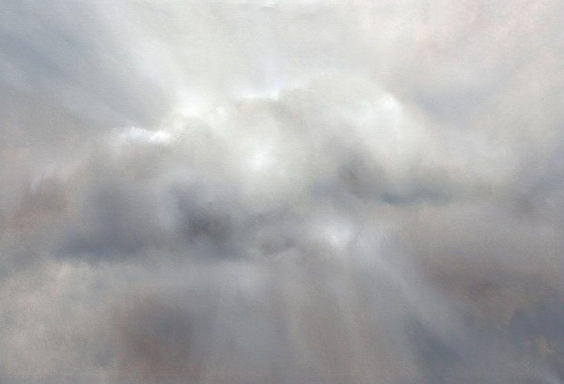 Wolke, grau von Annette Schmucker
