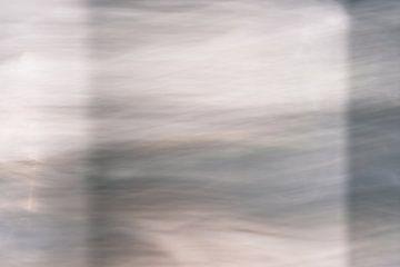 Zee | Abstract zeegezicht van Henriëtte Mosselman