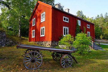 L'ancienne maison de Suède sur Thomas Zacharias