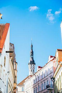 Tallinn Binnenstad van Patrycja Polechonska