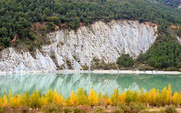 Spanische Herbstlandschaft von Ingrid Bargeman