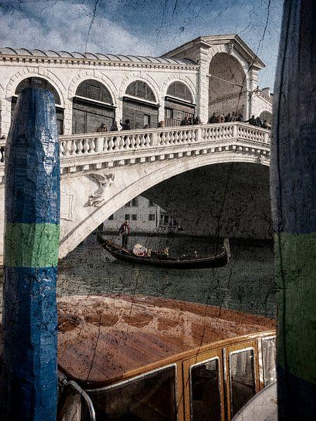 Rialtobrücke von Andreas Müller