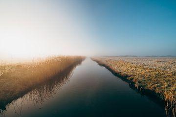 Middelburg, un lever de soleil froid 1