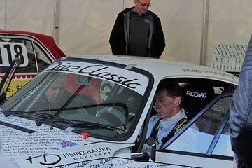 Rally Legende Walter Röhrl von Marvin Taschik