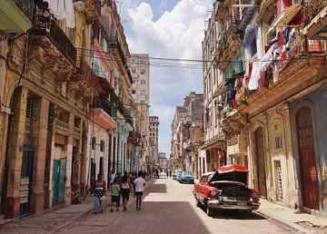 calle en cuba van peter meier