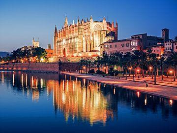 Palma de Mallorca – Kathedrale La Seu sur Alexander Voss