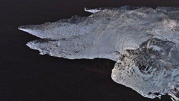 Lava aus Eis von Timon Schneider