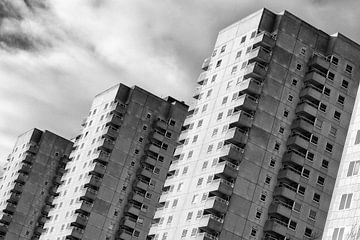 Torenflats von Bob Bleeker