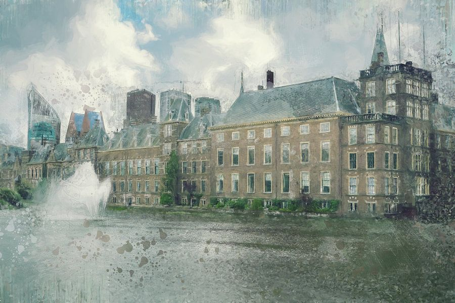 Binnenhof van Arjen Roos