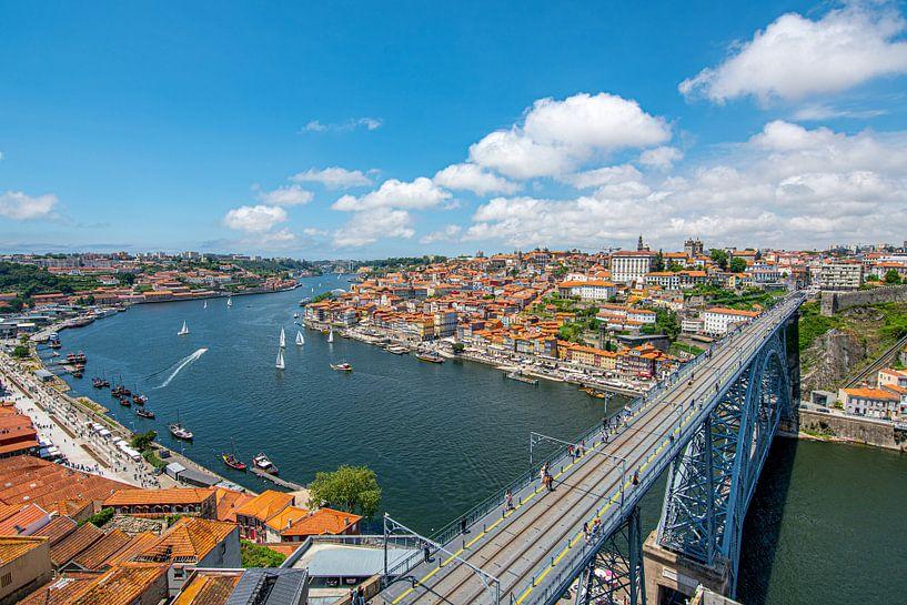 Porto Luis I-brug overzicht van Thomas Bartelds