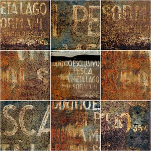Roest - collage 1