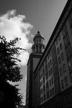 Frankfurt Poort II van Iritxu Photography