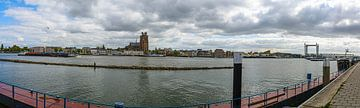 Dordrecht - Panorama van Kees van der Rest