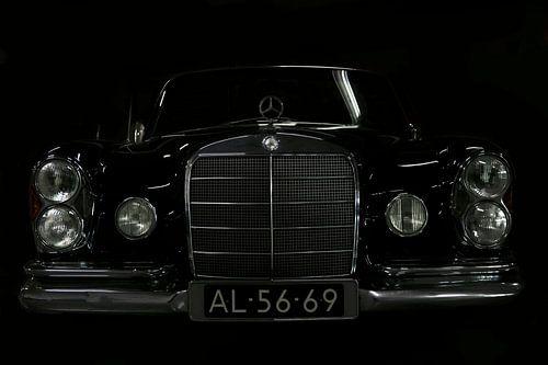Mercedes-Benz 250 SE Cabriolet van