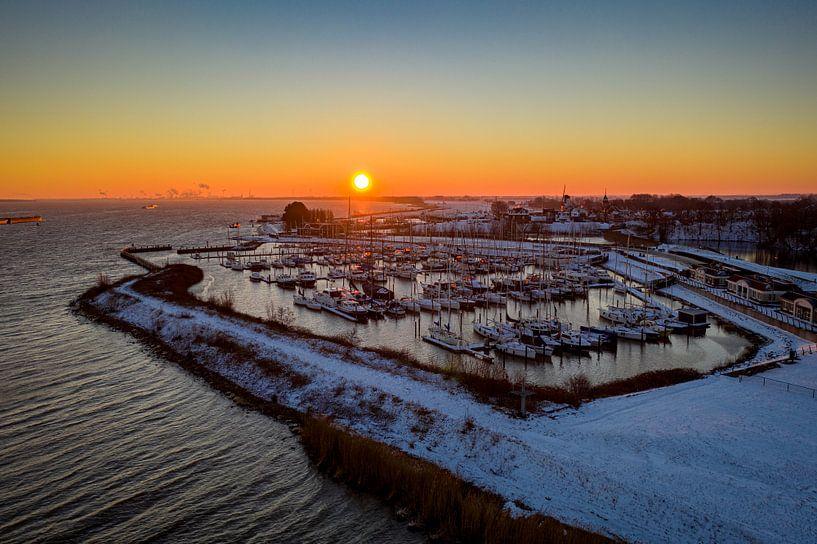 Willemstad haven van Martijn de Ruijter