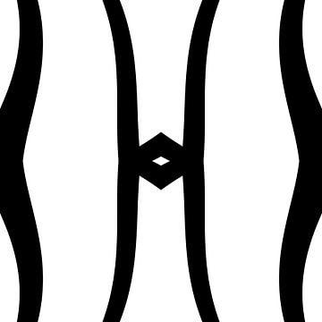 Graphic Connexion N.3 van Olis-Art