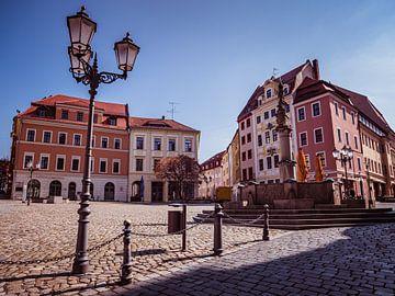 Altstadt von Bautzen in Sachsen von Animaflora PicsStock