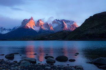 Cuernos del Paine von