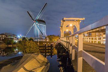 Molen de Put, Leiden sur Jordy Kortekaas