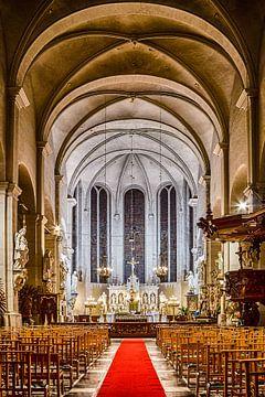 Begijnhofkerk Turnhout, interieur. sur Photo Dante