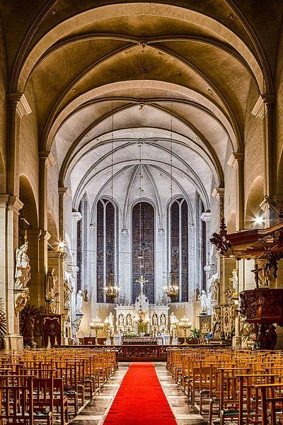 Begijnhofkerk Turnhout, interieur. von Photo Dante