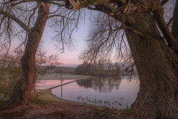 Naturraum Blauer Raum von Moetwil en van Dijk - Fotografie