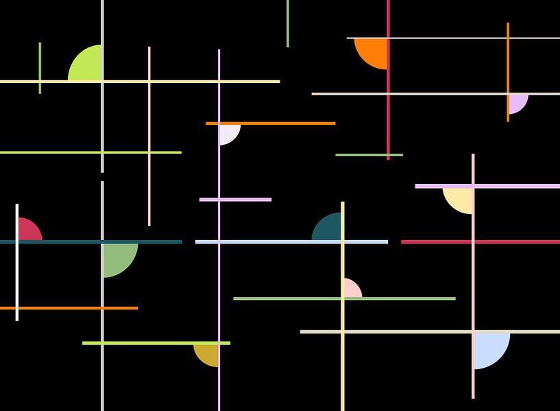 Colorful-lines von Marion Tenbergen